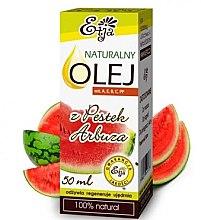 Profumi e cosmetici Olio naturale di semi di anguria - Etja Natural Oil