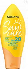 Profumi e cosmetici Balsamo solare impermeabile - Soraya Sun Care Waterproof Sun Balm SPF20