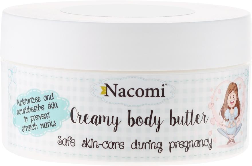 Burro corpo - Nacomi Pregnant Care Creamy Body Butter
