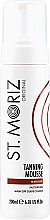Profumi e cosmetici Mousse-autoabbronzante (medio) - St.Moriz Instant Self Tanning Mousse Medium