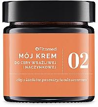 Profumi e cosmetici Crema con ceramidi e lecitina - Fitomed Cream With Ceramides And Lecithin Nr2