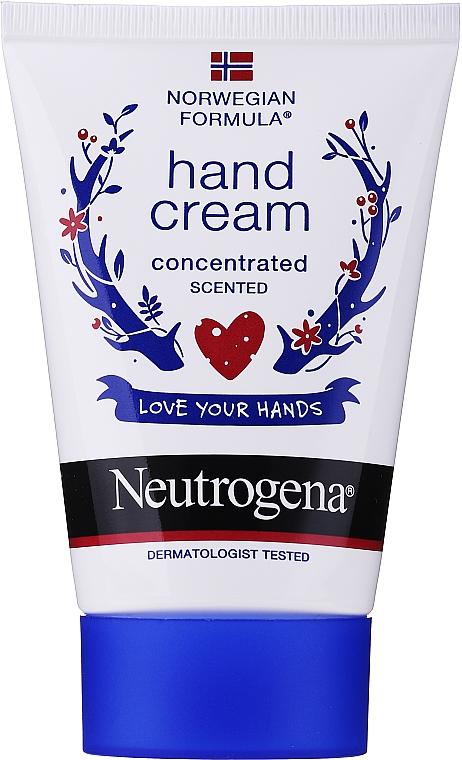 "Crema mani concentrata aromatizzata ""Formula norvegese"" - Neutrogena Norwegian Formula Concentrated Hand Cream"