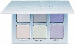 Profumi e cosmetici Set 6 illuminanti - Anastasia Beverly Hills Glow Kit Highlighter