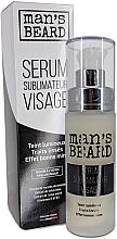 Profumi e cosmetici Siero viso - Man's Beard Serum Sublimateur Visage