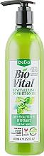 Profumi e cosmetici Balsamo per capelli alla menta ed eucalipto - DeBa Bio Vital Revitalizing Conditioner