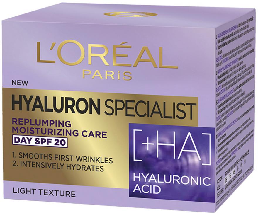 Crema viso da giorno SPF20 - L'Oreal Paris Skin Expert