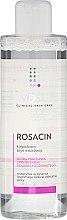 Profumi e cosmetici Acqua micellare lenitiva - Iwostin Rosacin Micellar Water
