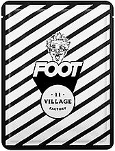 Profumi e cosmetici Maschera piedi idratante a forma di calzini - Village 11 Factory Relax Day Foot Mask