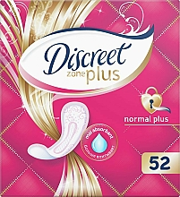 Profumi e cosmetici Salvaslip Normal Plus, 52 pz - Discreet Zone Plus