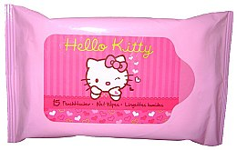Profumi e cosmetici Salviette umidificate - VitalCare Hello Kitty Wet Wipes