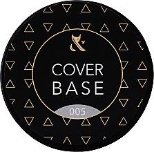 Profumi e cosmetici Base mimetica per manicure (latta) - F.O.X Cover Base