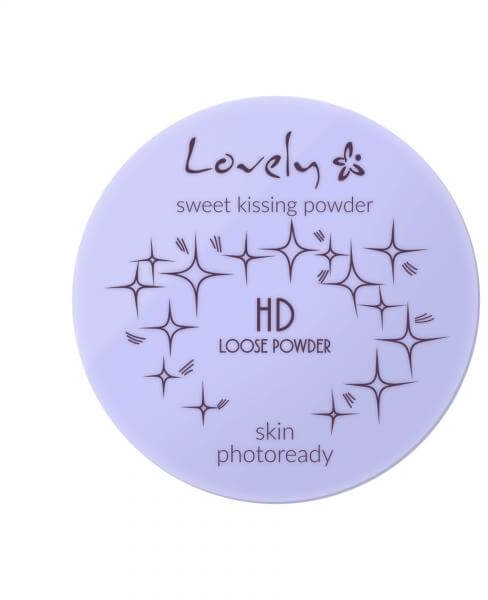 Cipria - Lovely HD Loose Powder