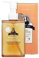 Profumi e cosmetici Olio idrofilo - Etude House Real Art Cleansing Oil Perfect