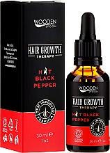 Profumi e cosmetici Siero per la crescita dei capelli - Wooden Spoon Hair Growth Serum