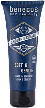 Profumi e cosmetici Crema da barba - Benecos For Men Only Shaving Cream