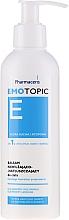Profumi e cosmetici Balsamo idratante per la pelle secca ed incline a dermatite atopica - Pharmaceris E Emotopic Hydrating Lipid-Replenishing Body Balm