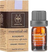 "Olio essenziale ""Rosmarino"" - Apivita Aromatherapy Organic Rosemary Oil — foto N1"