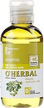 Profumi e cosmetici Shampoo per capelli ricci con estratto di luppolo - O'Herbal