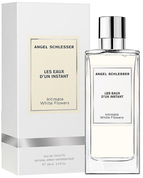 Angel Schlesser Les Eaux d'un Instant Intimate White Flowers - Eau de toilette — foto N1