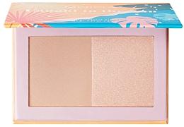 Profumi e cosmetici Palette abbronzante viso - Moira Caught In The Sun Dual Bronzer Palette