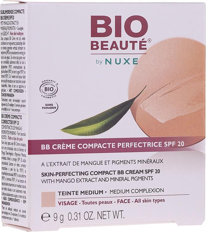 BB-Crema - Nuxe Bio Beaute Compact BB Creme