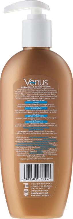Balsamo idratante corpo - Venus Body Balm — foto N2