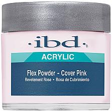 Profumi e cosmetici Cipria acrilica, camuffamento rosa - IBD Flex Powder Cover Pink