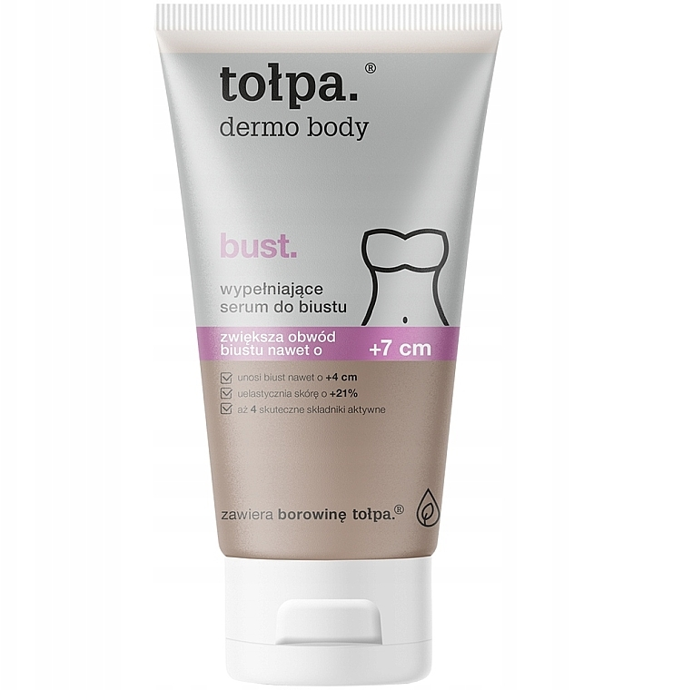 Siero modellante seno - Tolpa Dermo Body +7cm Bust Serum