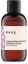 Profumi e cosmetici Olio non raffinato di semi di lampone - Fitomed Rubus Idaeus Seed Oil