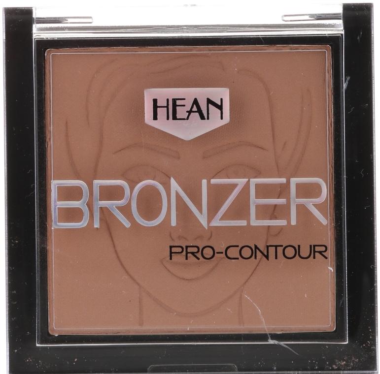 Bronzer viso - Hean Pro-contour Bronzer