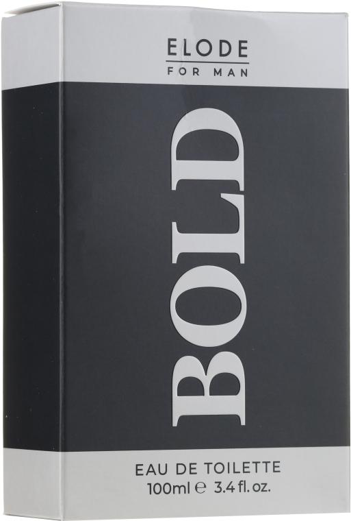 Elode Bold - Eau de toilette — foto N1