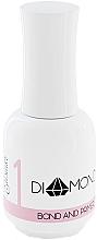 Profumi e cosmetici Primer per smalto gel - Elisium Diamond Liquid 1 Primer