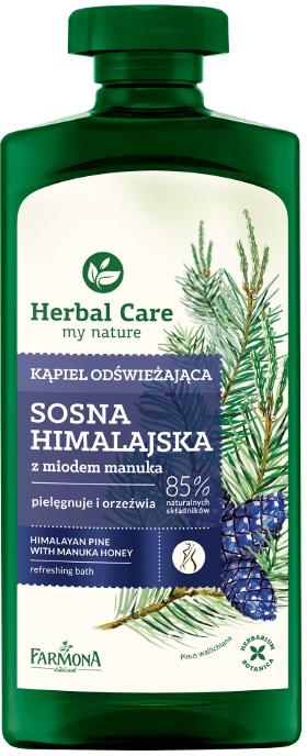 "Latte da bagno ""Miele di Manuka e pino"" - Farmona Herbal Care"