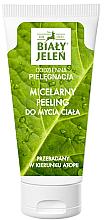 Profumi e cosmetici Scrub corpo micellare - Bialy Jelen