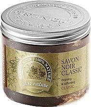 Profumi e cosmetici Sapone naturale con olive - Organique Savon Noir Cleaning&Softening