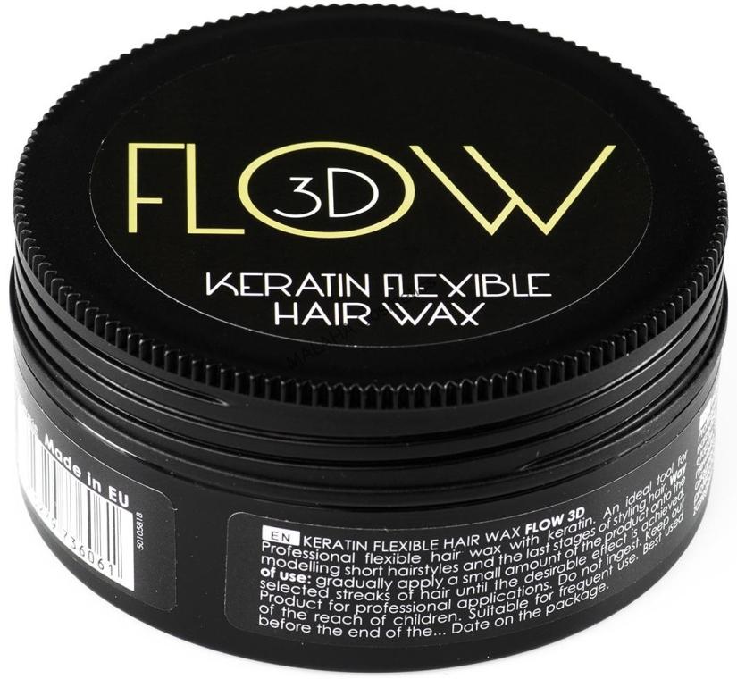 Cera per capelli - Stapiz Flow 3D Keratin Flexible Hair Wax