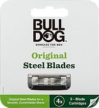Profumi e cosmetici Lamette per rasoio - Bulldog Skincare Original 4