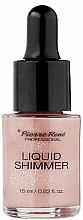 Profumi e cosmetici Glitter per viso e corpo - Pierre Rene Liquid Shimmer