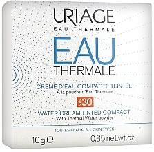 Profumi e cosmetici Crema-cipria compatta - Uriage Eau Thermale Water Tinted Cream Compact SPF30