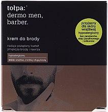 Profumi e cosmetici Crema barba - Tolpa Dermo Men Barber Cream