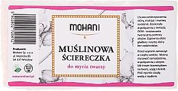 Profumi e cosmetici Salviettine detergenti viso - Mohani