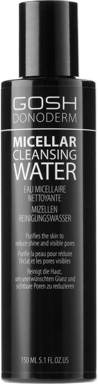 Acqua micellare - Gosh Donoderm Micellar Water