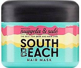 Profumi e cosmetici Maschera capillare nutriente - Nuggela & Sule South Beach