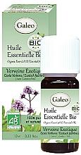 Profumi e cosmetici Olio essenziale di verbena esotica - Galeo Organic Essential Oil Exotic Verbena