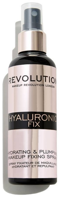 Spray fissante trucco - Makeup Revolution Hyaluronic Fix Spray