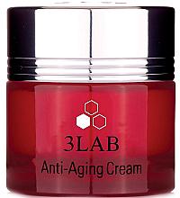 Profumi e cosmetici Crema antietà con complesso marino - 3Lab Moisturizer Anti-Aging Face Cream