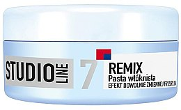Profumi e cosmetici Pasta capelli modellante - L'Oreal Paris Studio Line 7 Remix Pasta