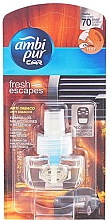 Profumi e cosmetici Refil per aromatizzare - Ambi Pur Air Freshener Refill Anti-Tobacco