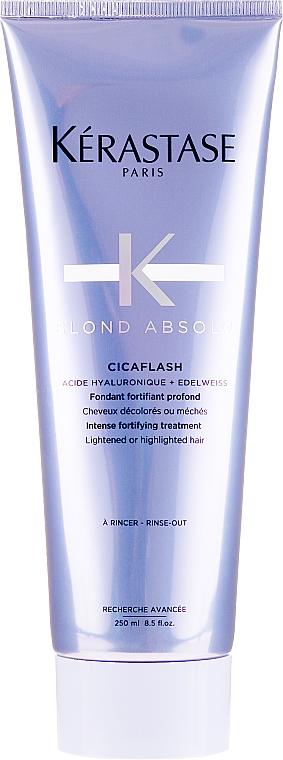 Balsamo per capelli antigiallo - Kerastase Blond Absolu Cicaflash Conditioner