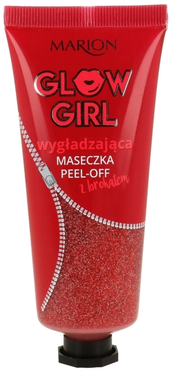 Maschera viso - Marion Glow Girl Peel-Off Smoothing Mask
